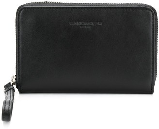 Lancaster Small Continental Wallet