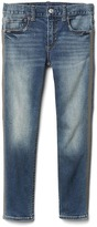 Gap 1969 Reflective Stripe High Stretch Skinny Jeans
