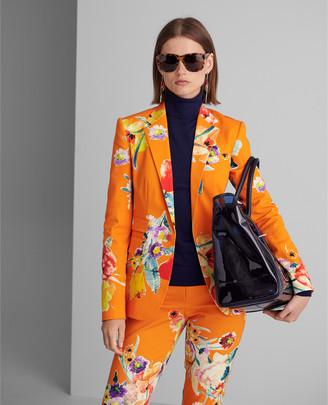 Ralph Lauren Parker Floral Jacket