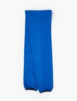 Ganryu Blue Fleece Scarf