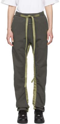 Fear Of God Khaki Relaxed Lounge Pants