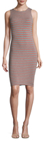 Tart Lindy Striped Bodycon Dress