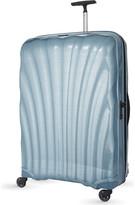 Samsonite Ice Blue Cosmolite Four-Wheel Suitcase 85cm