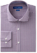 Vince Camuto Men's Slim-Fit Comfort Stretch Rose Gingham Dress Shirt