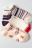 American Eagle Outfitters AE S'mores Shortie Socks 3-Pack