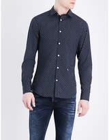 Diesel Blanca slim-fit cotton shirt