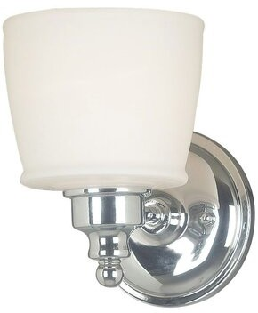 Wildon Home Marquette 1-Light Armed Sconce