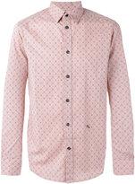 Diesel floral print shirt - men - Cotton/Spandex/Elastane - XXL