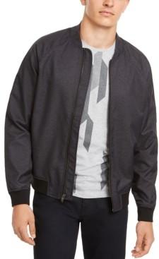 Alfani Men's Deep Twill Bomber Jacket, Created for Macy's