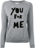 Chinti and Parker You For Me sweater