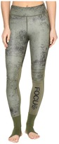 Reebok Noble Fight Ankle Lock Tights