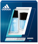 adidas Moves for Him Men's Fragrance Set 2 Piece