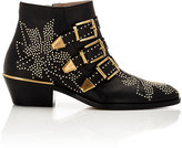 Chloé Women's Suzanna Ankle Boots-BLACK