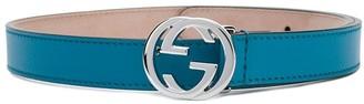 Gucci Kids GG belt