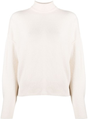 IRO Slouched Roll-Neck Jumper