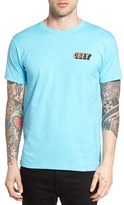Obey Men's Wall Creep Graphic T-Shirt