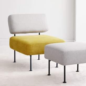 west elm Ruby Slipper Chair