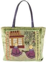 Etro Velvet handbag