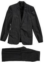 Christian Dior Wool Silk-Belnd Two-Piece Suit