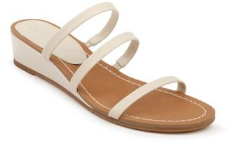 Splendid Moxie Triple Banded Wedge Sandal