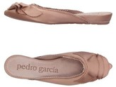 Thumbnail for your product : Pedro Garcia Mules & Clogs