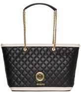 Love Moschino Quilted Chain Strap Tote