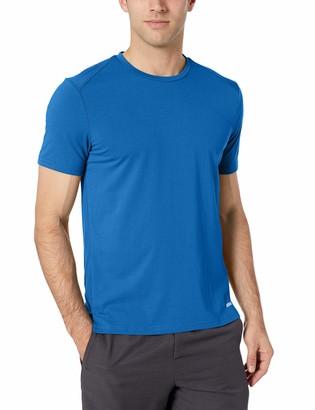 Amazon Essentials Men's Performance Cotton Short-Sleeve T-Shirt