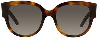 Christian Dior Wildior 54MM Cat Eye Sunglasses