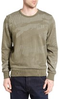G Star Men's Meon Camo Print Sweatshirt
