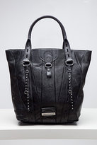 Juicy couture Classic Leather Black Tote