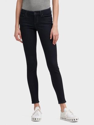 DKNY Mid-rise Skinny Jean