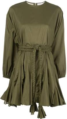 Rhode Resort Ella mini shirt dress