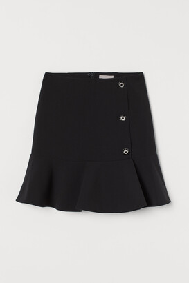 H&M Skirt with sparkly stones