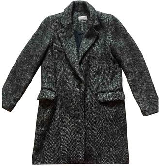 Etoile Isabel Marant Black Wool Coats