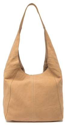 Lucky Brand Patti Leather Hobo Shoulder Bag