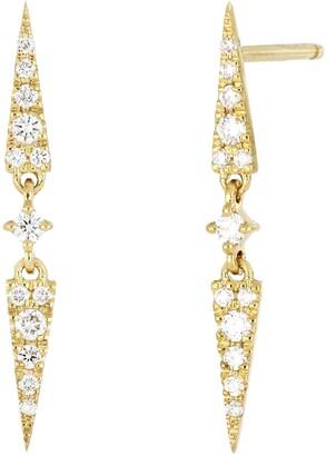 Bony Levy Monroe Reflect Drop Earrings