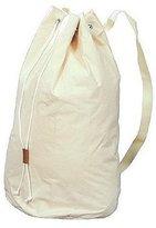 "Canvas Duffle Bag - Extra Heavy Duty 28"" x 14"""