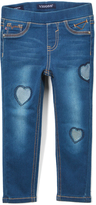 Vigoss Blue My Heart Belongs Jeans -Toddler - Toddler