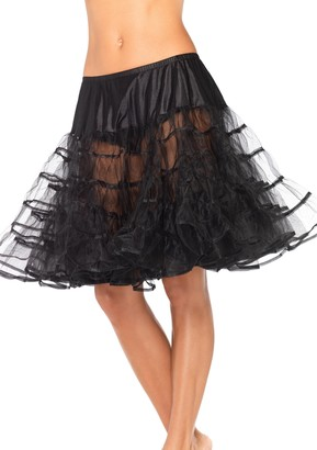 Leg Avenue Mid Length Petticoat Dress