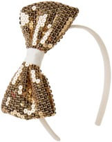 Crazy 8 Sparkle Bow Headband