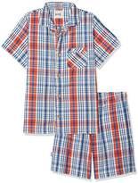Kite Boy's Classic Check Pyjama Sets