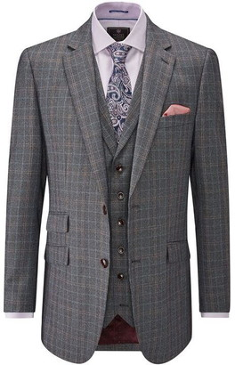 Skopes Warley Check Suit Jacket