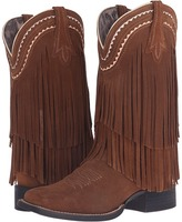 Ariat Fringe Wide Square Toe
