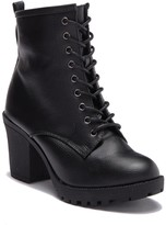 Zigi Kourtlan Lace Up Ankle Boot