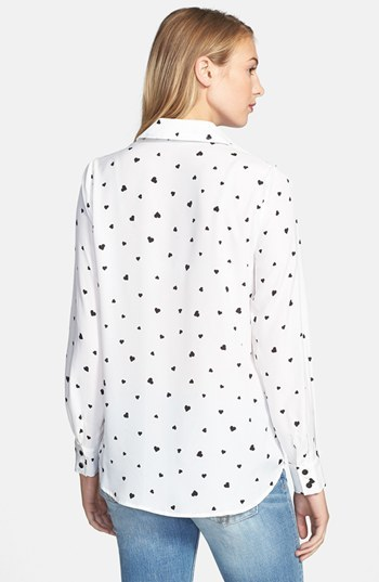 Kensie 'Heart Dot' Top