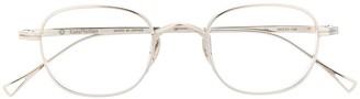 Kame Mannen Square-Frame Glasses
