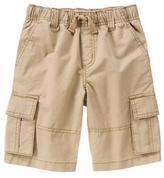 Gymboree Twill Cargo Shorts