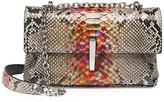 Hayward Margaux Python Shoulder Bag