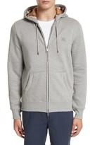 Burberry Men's Claredon Regular Fit Zip Hoodie