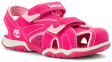 Timberland Girls' Adventure Seeker Closed Toe Sandal Infant/Toddler